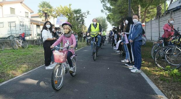 Il Comune di Padova studia un piano di percorsi sicuri per i ciclisti