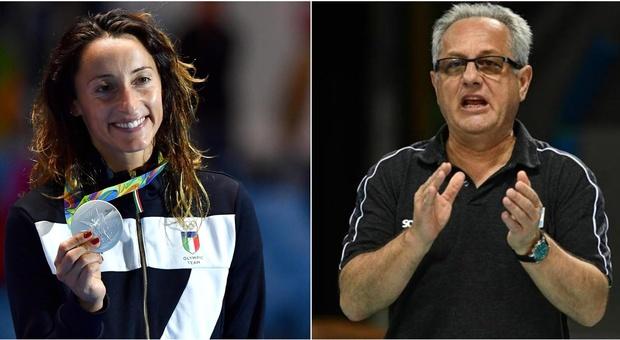 Di Francisca attacca: «Cipressa ed Errigo non all'altezza». Velasco: «Parole disgustose»