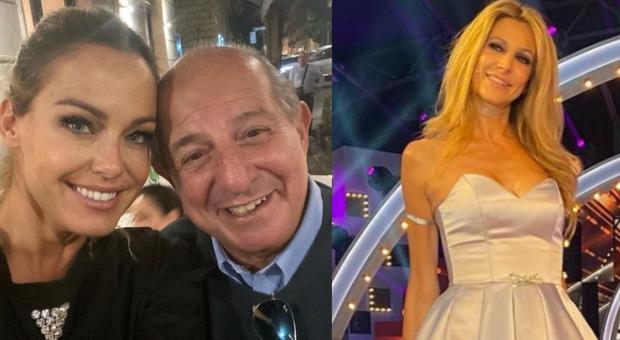 """Gf Vip, Giancarlo Magalli e il """"selfie della discordia"""" con Sonia Bruganelli: «Lei l'ha fatto per far arrabbiare Adriana»"""