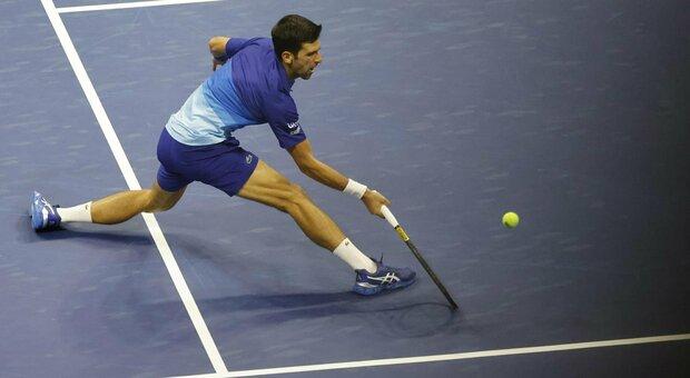 Tennis, Djokovic sfida ai quarti Berrettini: «Se Matteo serve bene, sarà dura»