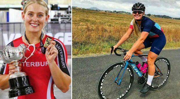 Olivia Podmore, morta (suicida?) la ciclista olimpica. L'ultimo post su Instagram: «Difficile accettare l'esclusione»