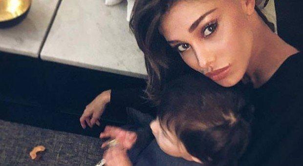 Tiziana Cantone, Belen: «Quando successe a me persi un bambino»