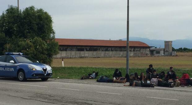 Sospesi un anno per il covid, riprendono da oggi i controlli congiunti di polizia anticlandestini tra Italia e Slovenia