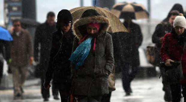 Meteo, ultimi giorni di caldo: Attila porta il gelo invernale