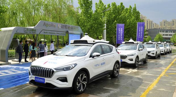 Cina, l'Hebei espande aree test veicoli intelligenti: città di Cangzhou dedica agli Icv 637 km di strade per collaudo