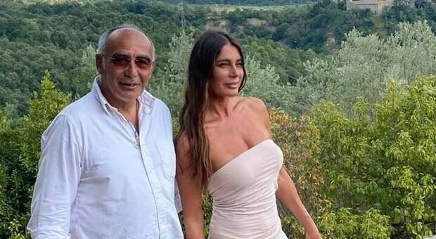 Barbara Chiappini a Ficulle, Giorgio Mastrota a Orvieto. Agosto di vacanze vip nell'Orvietano