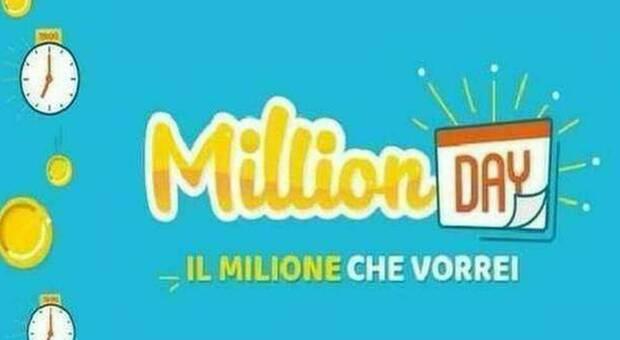 Million Day, i cinque numeri vincenti di giovedì 17 dicembre 2020
