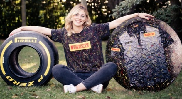 Elisabetta Sfarda e la camicia... Pirelli