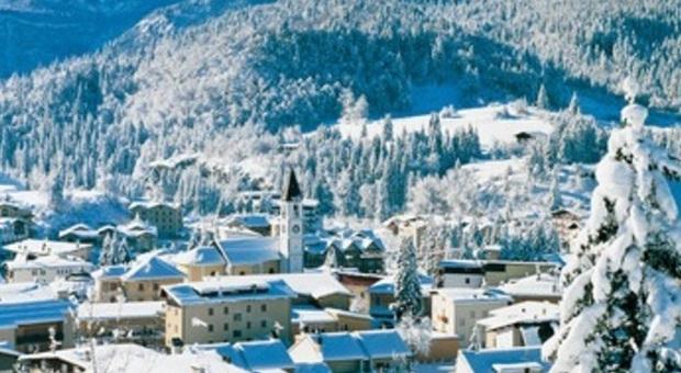 Case Di Montagna A Natale : Arredo bagno montagna