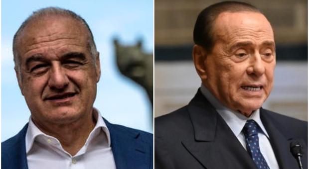 Berlusconi, lettera agli elettori romani: «Raggi ha tradito, Michetti voto necessario per cambiare la storia»