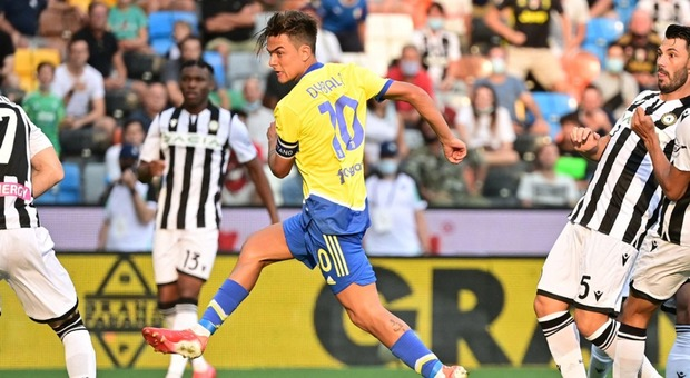 Udinese-Juventus alle 18.30 diretta LIVE, formazioni ufficiali: panchina per Cristiano Ronaldo e Chiesa