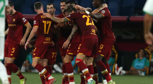 Roma-Sassuolo diretta live