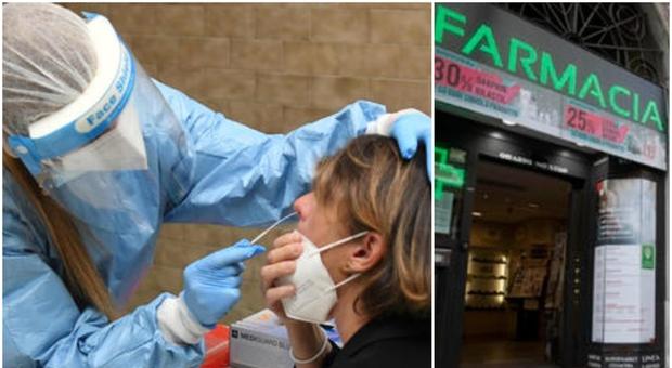 No-vax, quanto costa vivere di tamponi: dai 120 ai 180 euro a settimana