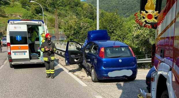 L'incidente a Valdagno