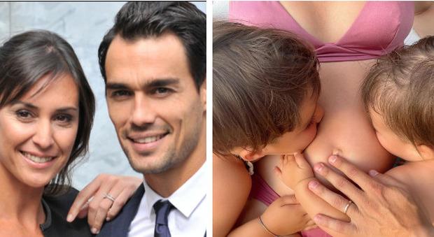 Fabio Fognini e Flavia Pennetta in attesa del terzo figlio: il video racconto del loro amore