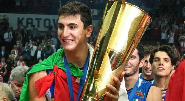 La nuova stella veneziana del volley: Alessandro Michieletto, figlio di una dinastia vincente