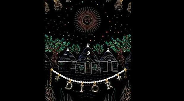 Dior sceglie i trulli di Alberobello per le feste di Natale. La campagna voluta da Chiuri