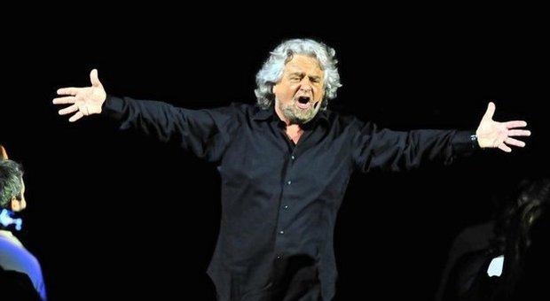 Grillo va in tv da bruno vespa ma a porta a porta for Diretta radio radicale tv
