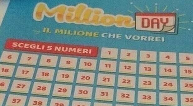 Million Day, numeri vincenti di domenica 24 gennaio 2021