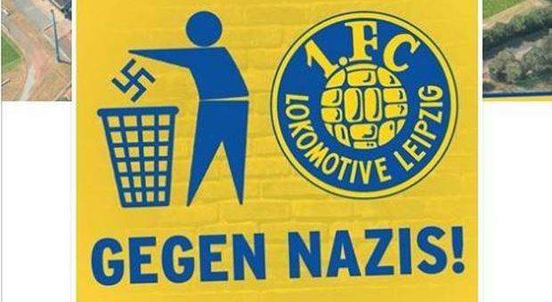 Elicottero Nazista : Saluto nazista il gazzettino