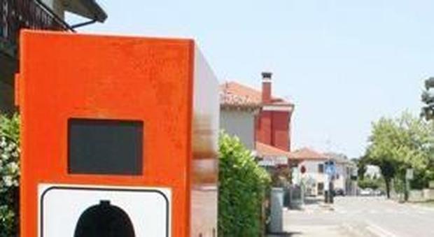 Zero Branco, autovelox in arrivo altri due box mobili a SantAlberto