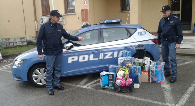 Pompe per fontane da giardino rubate a Livorno: nei guai 31enne