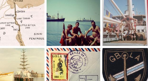 Quando il canale di Suez restò bloccato 8 anni: la nascita della Flotta gialla della nazione del Grande lago amaro