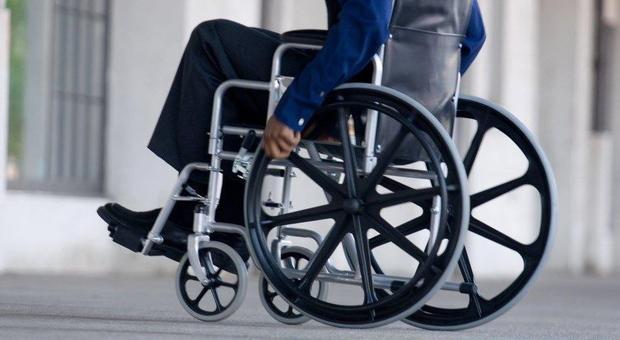 Risultati immagini per aggredito un disabile