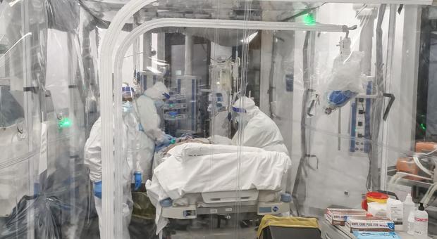 Grave in terapia intensiva un 21evve veronese rientrato da Barcellona (foto di archivio)