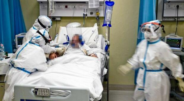 Veneto terzo per contagi con più malati ricoverati