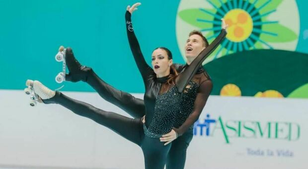 Rachele Campagnol e Mattia Qualizza