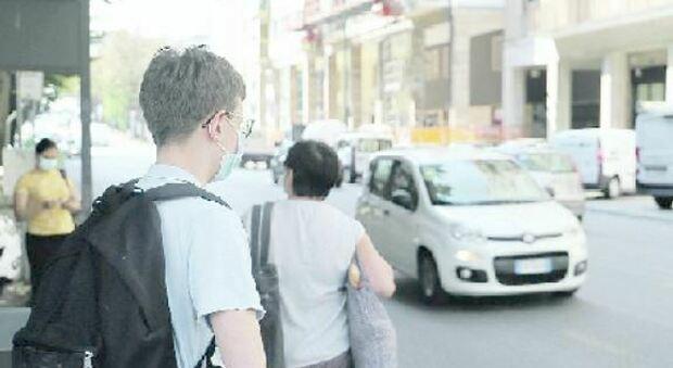 """Senza molti studenti i bus hanno viaggiato senza ressa nelle ore """"calde"""""""