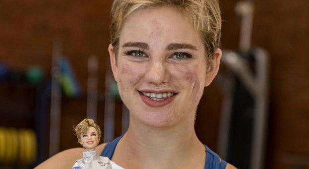 Bebe Vio è la nuova Barbie: «Credete sempre nei sogni. La parola impossibile non esiste»