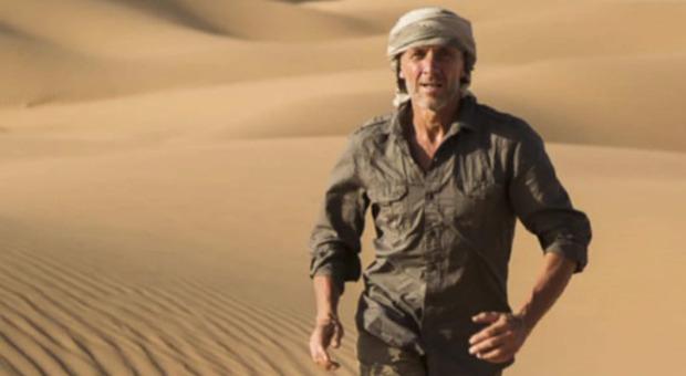 Max Calderan, La Linea nel deserto: «Così ho attraversato per primo la zona più arida del mondo, 1.100 km nel nulla»