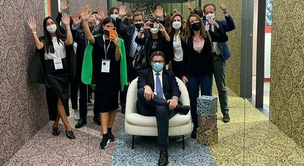 Giorgetti: «Calenda bene a Roma». Bomba sulla Lega: alta tensione con Salvini