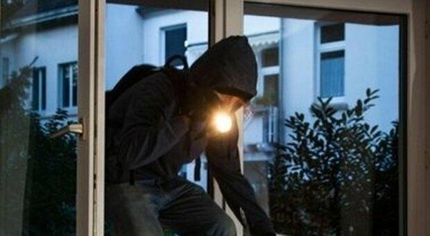 I ladri hanno scassinato la porta d'ingresso e, dopo aver narcotizzato i proprietari, hanno svaligiato l'appartamento