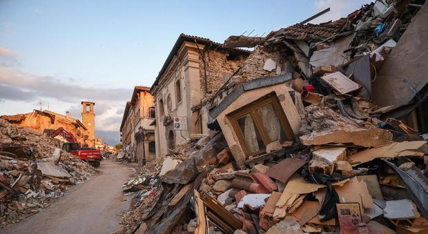 Centro Italia, lo sciame sismico prosegue: undici nuove scosse nella notte