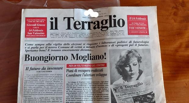 Giornale consegnato 36 anni dopo, dimenticato in un magazzino delle Poste