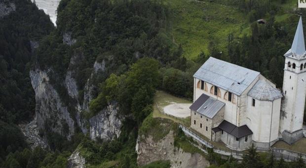La chiesa di San Martino Vescovo