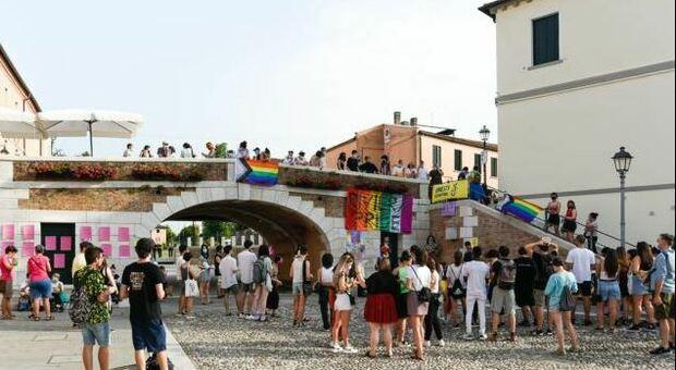 Il primo Pride in Riviera del Brenta