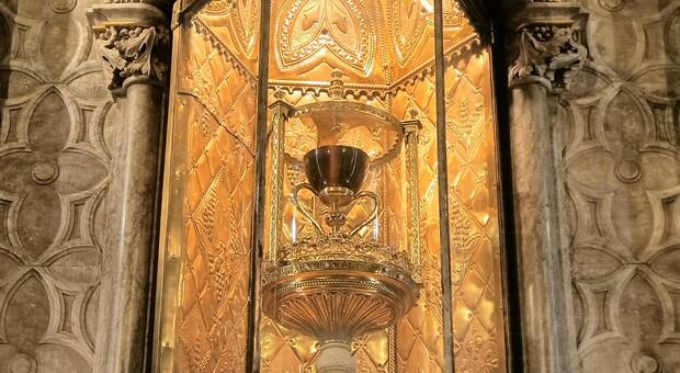 Il Santo Graal nella Cattedrale di Valencia