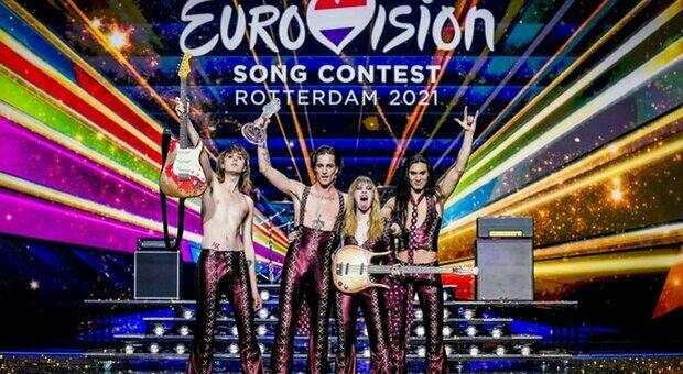 Il trionfo dei Maneskin a Eurovision