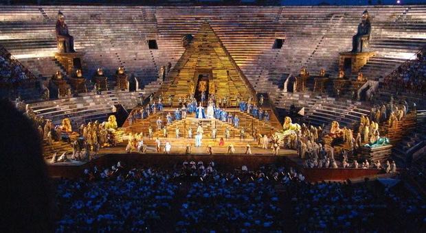 Aida cancellata per lo sciopero dei lavoratori dell'Arena di Verona