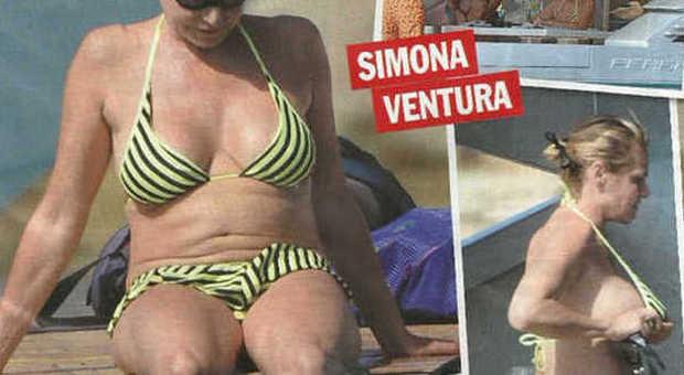 Simona ventura nuda hot advise
