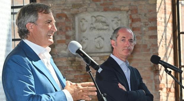 Luca Zaia e Luigi Brugnaro