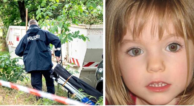 Maddie, si scava in un giardino di Hannover: il corpo della bambina potrebbe essere lì