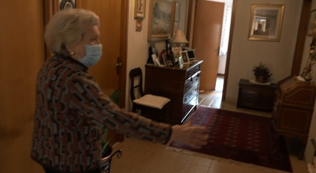 Agnese De Nardi, la 94enne di Conegliano rapinata in casa da uno sconosciuto
