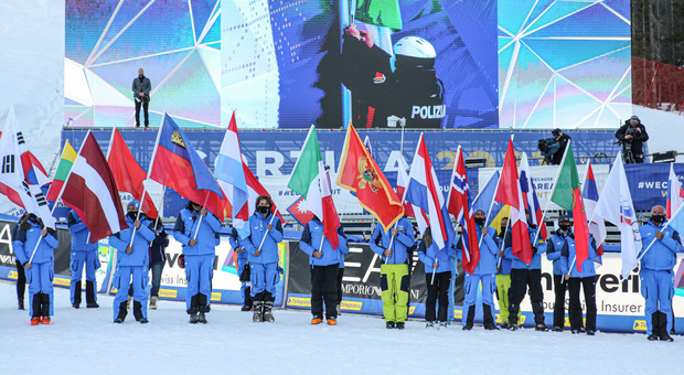 Mondiali di sci a Cortina