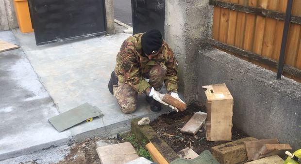 Ristruttura casa trova una granata ad alto esplosivo - Ristrutturo casa ...