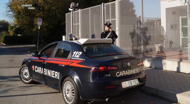 I carabinieri di Spinea